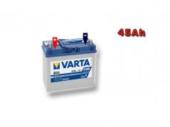 Autobatéria VARTA BLUE Dynamic 45Ah, 12V, 545157033 (545157033)