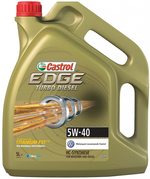 Castrol EDGE Turbo Diesel 5W-40, 5L (000072)