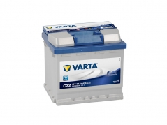 Autobatéria VARTA BLUE Dynamic 52Ah, 12V, 552400047 (552400047)