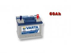 Autobatéria VARTA BLUE Dynamic 60Ah, 12V, 560409054 (560409054)