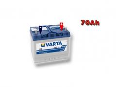 Autobatéria VARTA BLUE Dynamic 70Ah, 12V, 570412063 (570412063)