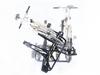 Nosič bicyklov Buzz Quatro  (AH-405)