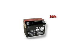 Motobatéria YUASA YTX4L-BS 3Ah, 12V (E1360)