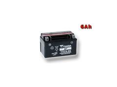 Motobatéria YUASA YTX7A-BS 6Ah, 12V (E1363)
