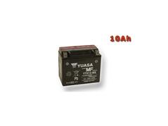 Motobatéria YUASA YTX12-BS 10Ah, 12V (E1368)