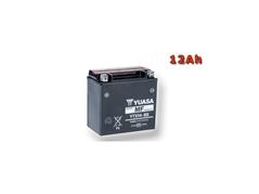 Motobatéria YUASA YTX14-BS 12Ah, 12V (E1369)