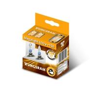 Žiarovka Tungsram H7 12V 55W PX26d Megalight +150% 2ks (TU 58520NXNU B2)