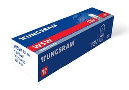 Žiarovka Tungsram W5W 12V 5W W2,1x9,5d 1ks (TU 501 B10)