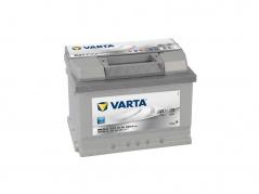 Autobatéria VARTA SILVER Dynamic 61Ah, 12V, 561400060 (561400060)