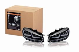 OSRAM LEDriving Xenarc CHROME LED svetlomety VW Golf VI D8S Xenon 2ks (OS LEDHL102-CM)