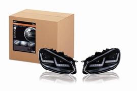 OSRAM Svetlomety LEDriving  Xenarc BLACK pre VW Golf VI LED-D8S Xenon 2ks (OS LEDHL102-BK)