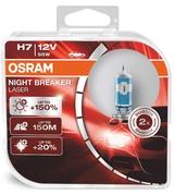 Osram Night Breaker Laser 64210NL-HCB H7 PX26d 12V 55W 2ks (OS 64210NL-HCB)