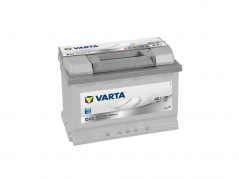 Autobatéria VARTA SILVER Dynamic 77Ah, 780A, 12V, 577400078 (577400078)