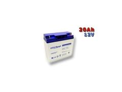 Trakčná batéria Ultracell VRLA-GEL 20Ah 12V UCG20-12 (E6007)