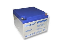 Trakčná batéria Ultracell VRLA-GEL 26Ah 12V UCG26-12 (E6412)