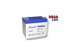 Trakčná batéria Ultracell VRLA-GEL 35Ah 12V UCG35-12 (E6642)