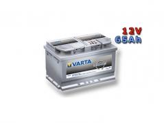 Autobatéria VARTA START-STOP 65Ah, 12V, 565500065 (565500065)