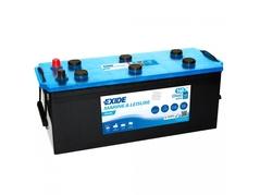 Trakčná batéria EXIDE DUAL, 140Ah, 12V, ER660 (ER660)