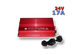 Nabíjačka FST ABC-2417D, 24V, 17A (E5598)