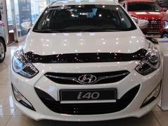 Kryt prednej kapoty - Hyundai i40 2011-2020 (SHYI401112)