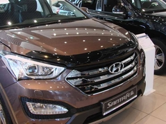 Kryt prednej kapoty - Hyundai Sante Fe 2012-2018 (SHYSAN1212)