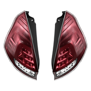 OSRAM LEDriving® Zadné LED svetlá na Ford Fiesta MK7 2ks (OS LEDTL101-CL)