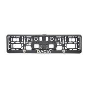 Podložka ŠPZ 3D - DACIA 2ks (P105P)
