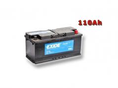 Autobatéria EXIDE Excell 110Ah, 12V, EB1100 (EB1100)