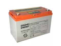 Trakčná batéria Goowei Energy OTD100 Deep Cycle (GEL) 100Ah, 12V (E7306)