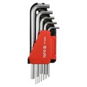 Sada kľúčov imbus 12 ks dlhé (YT-5835)