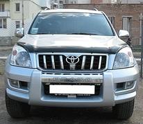 Kryt prednej kapoty NOVLINE Toyota Land Cruiser Prado J120 2002-2009 (STOLCP0112)