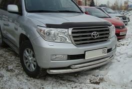 Kryt prednej kapoty NOVLINE Toyota Land Cruiser Prado J200 2008-2012 (STOLCR0712)