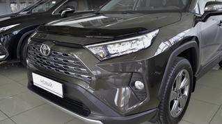 Kryt prednej kapoty NOVLINE Toyota RAV4 od 2018 (STORAV1812)