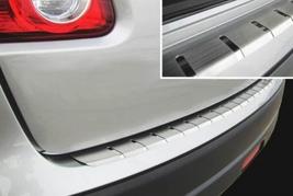 Lišta zadného nárazníka profilovaná - VW Transporter T6 od 2015 (dvere dohora) (25-5538)