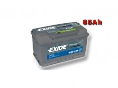 Autobatéria EXIDE Premium 85Ah, 12V, EA852 (EA852)
