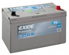 Autobatéria EXIDE Premium 95Ah, 12V, EA954 (EA954)