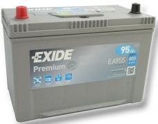 Autobatéria EXIDE Premium 95Ah, 12V, EA955 (EA955)