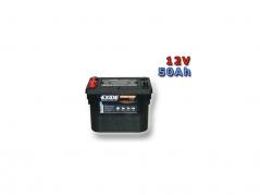 Batéria EXIDE START AGM 50Ah, 12V, EM1000 (EM1000)
