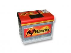 Autobatéria Banner Power Bull PROfessional P6340, 63Ah, 12V (P6340)