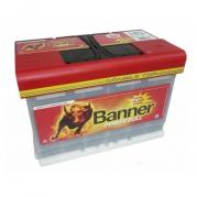 Autobatéria Banner Power Bull PROfessional P7740, 77Ah, 12V (P7740)