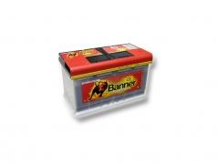 Autobatéria Banner Power Bull PROfessional P8440, 84Ah, 12V (P8440)