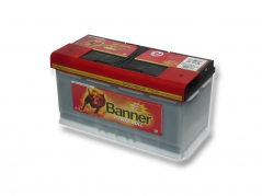Autobatéria Banner Power Bull PROfessional P10040, 100Ah, 12V (P10040)
