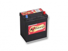 Autobatéria Banner Power Bull P4026, 40Ah, 12V (P4026)