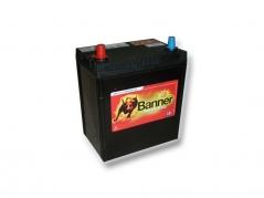 Autobatéria Banner Power Bull P4027, 40Ah, 12V (P4027)