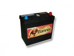 Autobatéria Banner Power Bull P4523, 45Ah, 12V (P4523)