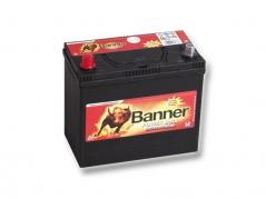 Autobatéria Banner Power Bull P4524, 45Ah, 12V (P4524)