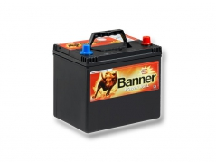 Autobatéria Banner Power Bull P6068, 60Ah, 12V (P6068)