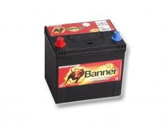 Autobatéria Banner Power Bull P6069, 60Ah, 12V (P6069)