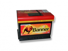 Autobatéria Banner Power Bull P6009, 60Ah, 12V (P6009)