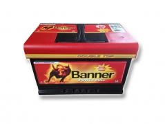 Autobatéria Banner Power Bull P7209, 72Ah, 12V (P7209)